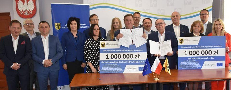 Dwa miliony złotych na walkę z pandemią!